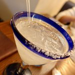 Very Good Margaritas. Loved that They Serve it in Proper Glassware