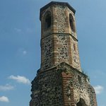 A vár templom tornya