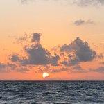Sunset cruise aboard the Kuma Too.