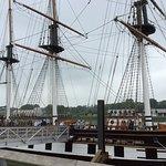 The masts