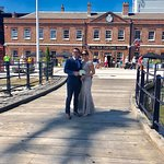 Our wedding at The Old Customs House