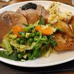 Roast Lamb and FANTASTIC roast potatoes