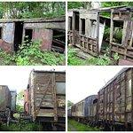 Midland Railway: the 'railway graveyard'!