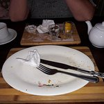 One word excellent empty plates says it all for us thank you we will be back