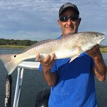 Fishing with Capt.Dennis is fun and very informative experience for people of all ages see the m
