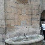 Fontaine de la cour des Femmes