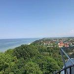 Latarnia morska w Gaskach Photo