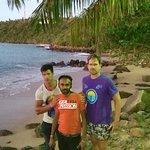 ' Jungle beach ' Unawatuna Sri lanka