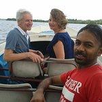 Madu river boat safari Sri lanka
