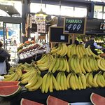 Bananas for 5 AUD. It's not cheap.