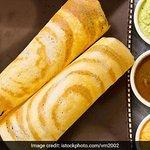 Authentic dosa............taste the real chutney and sambar