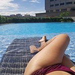 Pool + Sun = Nirvana