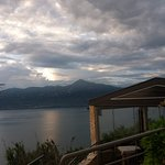 Sonnenuntergang vom Panoramico