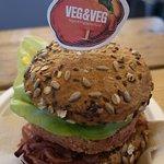 Veg&Veg burger