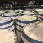 Woodford Reserve Distillery Tour