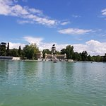 Nice lake in Retiro Park