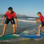 Surf lessons mallorca 2018