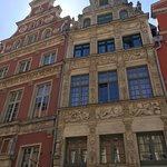 Uno degli edifici della vecchia borghesia
