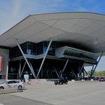Adjacent Convention Center