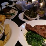 VIP Ribeye meal