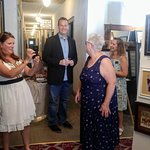 The Community Art Show features original work of local artists the last weekend of July.