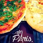 Pizza a taglio e pizza sfoglia Arezzo, Café Paris Arezzo 0575294003 prenota il tavolo