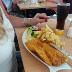 Best fish and chips ever
