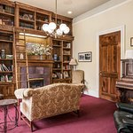 Reception Lounge - McCaffrey Morning Room & Goldtree Library