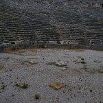 Perge Ancient City Fotografie