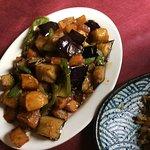 Spicy Eggplant n Potato