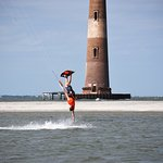 Gain a new perspective on life with a kiteboarding lesson!