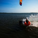 Learn to ride with our Board Session kiteboarding lesson!