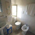 Bagno Camera Matrimoniale / Tripla albergo Gradita Forte dei Marmi