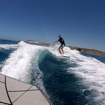wake surf time