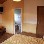 camera matrimoniale Albergo Villa Gradita a Forte dei Marmi