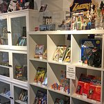 New and vintage toys