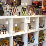 Toys and vintage collectables