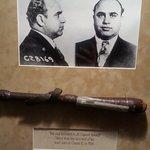 Al Capone memorabilia
