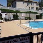 Pool/lounge area