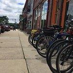 Zdjęcie Pedal Pushers Cafe