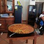 Un día estupendo  para estar en familia y amigos restaurante Casa Matías comida tradicional el m