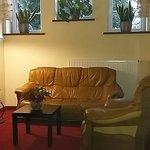 Jedno z wielu miejsc gdzie można porozmawiać poza pokojem mieszkalnym.