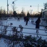 Ice Skating at Maggie Daley Park