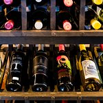 Carefully selected wines by the bottle or the case