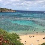 Hanamana Bay( I am sure I botched the spelling)