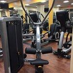 Fitness center - pull down