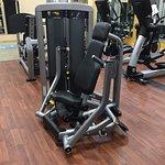 Fitness center - chest press