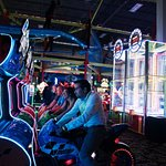 Arcade and Ropes Course