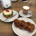 Tonka and Coffee Braid