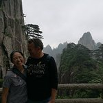 Huangshan -- the Yellow Mountain -- a place of awesome beauty.